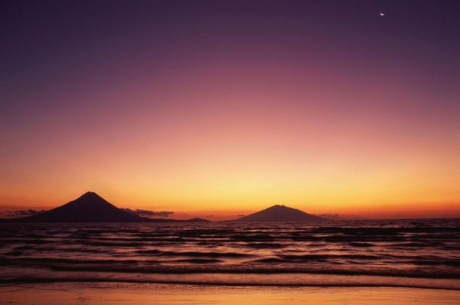 Concepción volcano on Ometepe Island (Picture: Alamy)