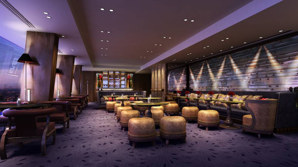 The Shard's Shangri-La hotel offers a slice of the high life