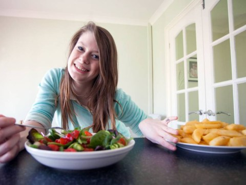 I'm cured of my chips-only diet: Hypnotism helps 20-year-old conquer fear of food that isn't fries