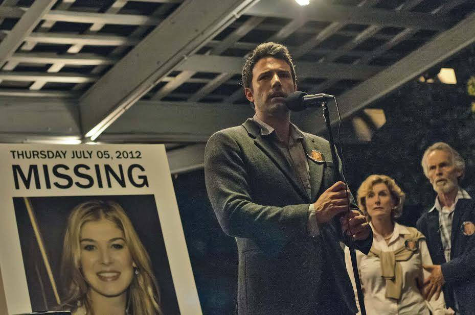 The Gone Girl trailer is here. Best. Tuesday. Ever