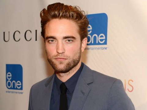 Attention everybody. Robert Pattinson is recording an album