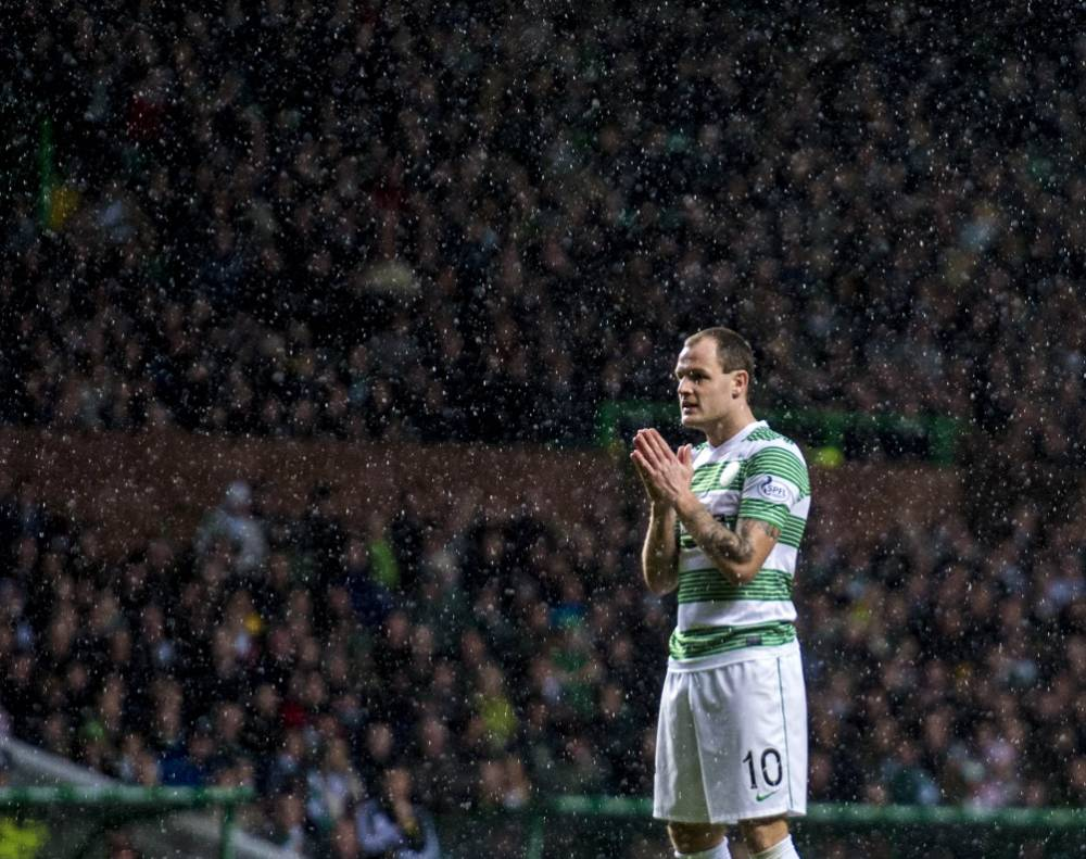 We'd all benefit if Rangers reach top flight, says Celtic's Anthony Stokes