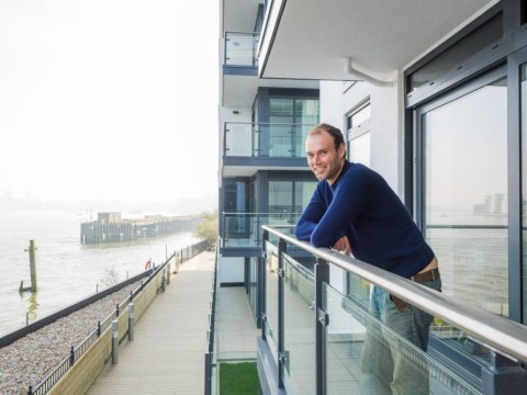Deptford home is where the workstation is for entrepreneur James Bailey