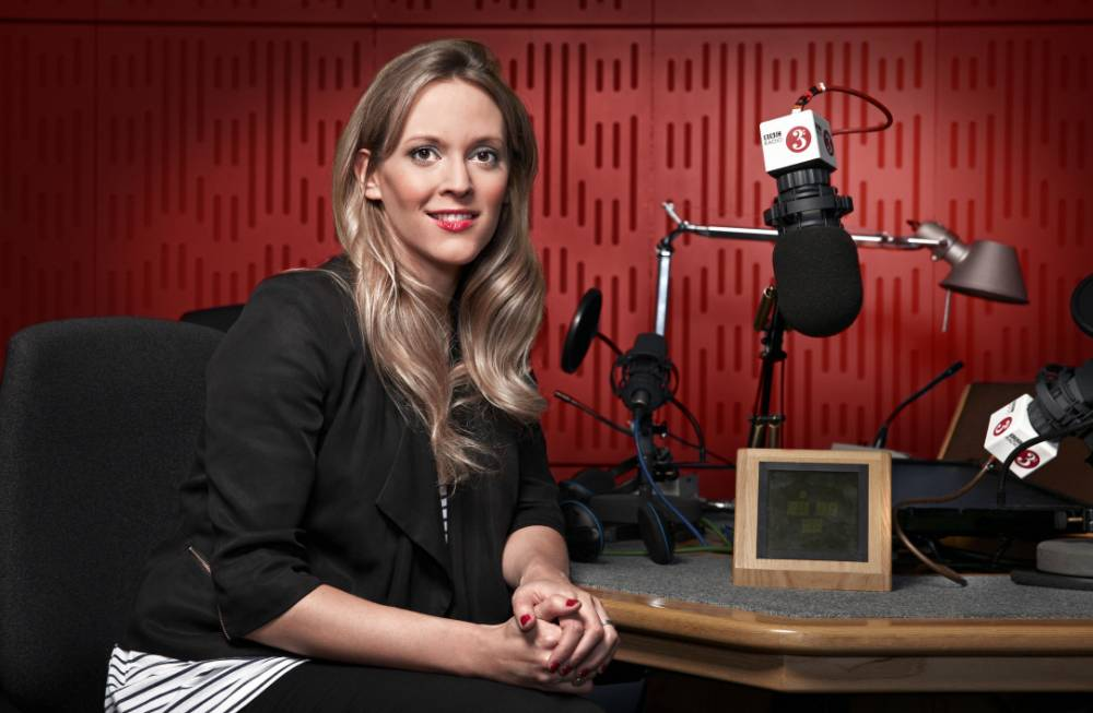 Clemency Burton-Hill is a Radio 3 presenter (Picture: Jude Edginton)