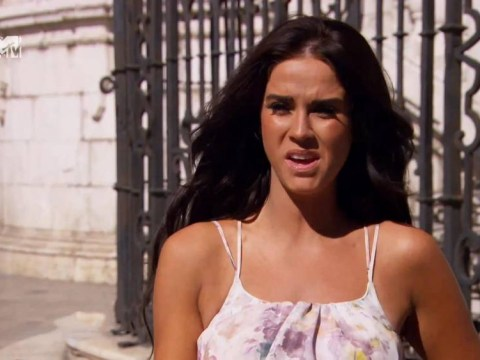 Geordie Shore's Vicky Pattison lays in to Ex On The Beach co-star Liam Lewis