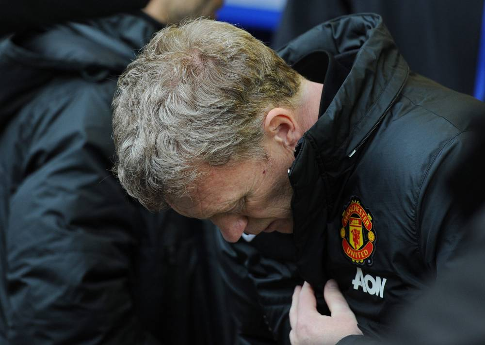 Why David Moyes sacking is right time to remove Manchester United's wrong man