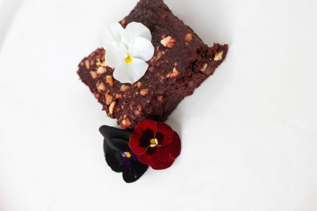 These beetroot brownies are a healthy alternative to the chocolate indulgence (Picture: supplied)