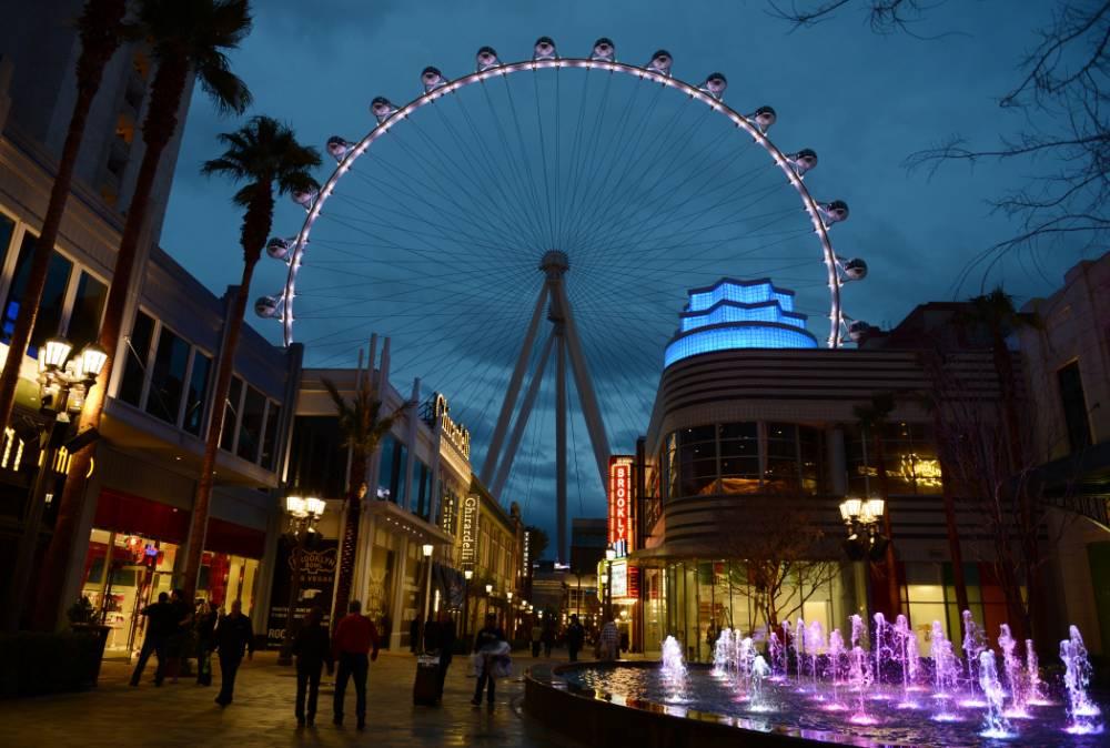 Travel news: The Las Vegas High Roller – it's like the London Eye but bigger