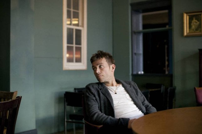 Damon Albarn's first solo album lays  bare his childhood, drug use and love life (Picture: Linda Brownlee)