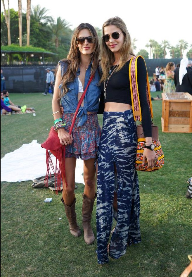 Festival fashion: Which tribe are you? 90s, Gothic, WIth The Band or Boho?