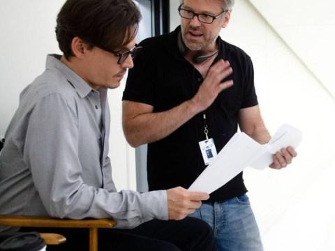 Transcendence director Wally Pfister: I said I'd kill to have Johnny Depp in the movie