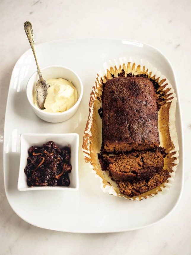 Valentine Warner's ginger pudding uses a shop-bought cake (Picture: Chris Terry)
