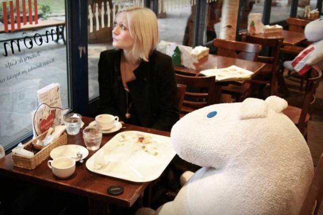Moomin Cafe, Tokyo, New York
