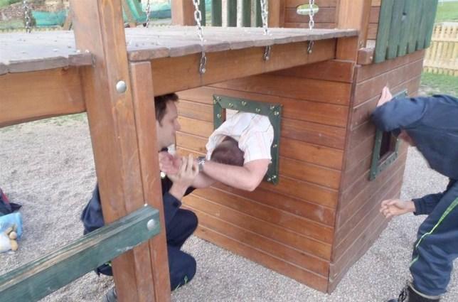 Ludovit Machacek, playground