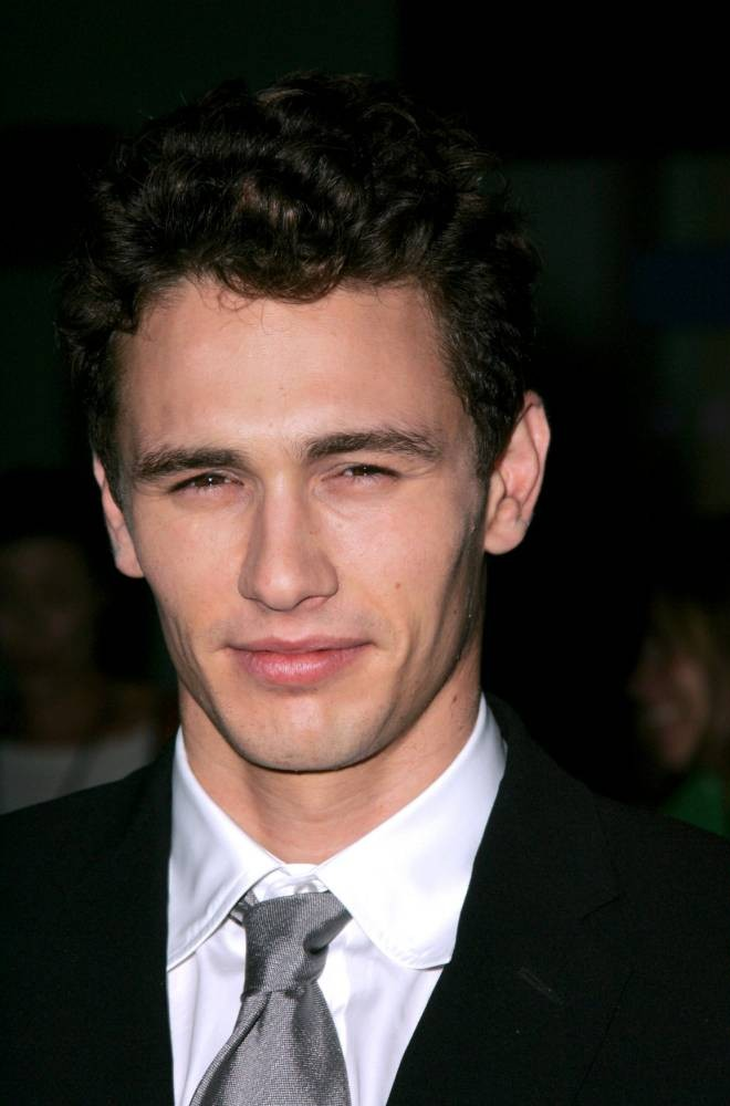 Definitive evidence of James Franco's evolution from hot to not (sob)