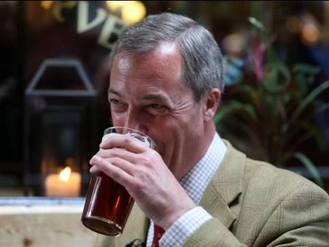 Nigel Farage: Did he bottle it?