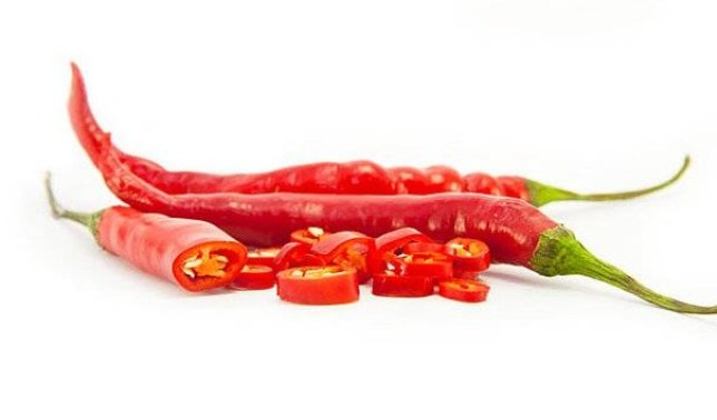 Spicy discovery: The birthplace of the humble chilli is finally unveiled Picture: FIle/Alamy