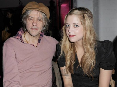 Bob Geldof says he thought about killing himself after Peaches died