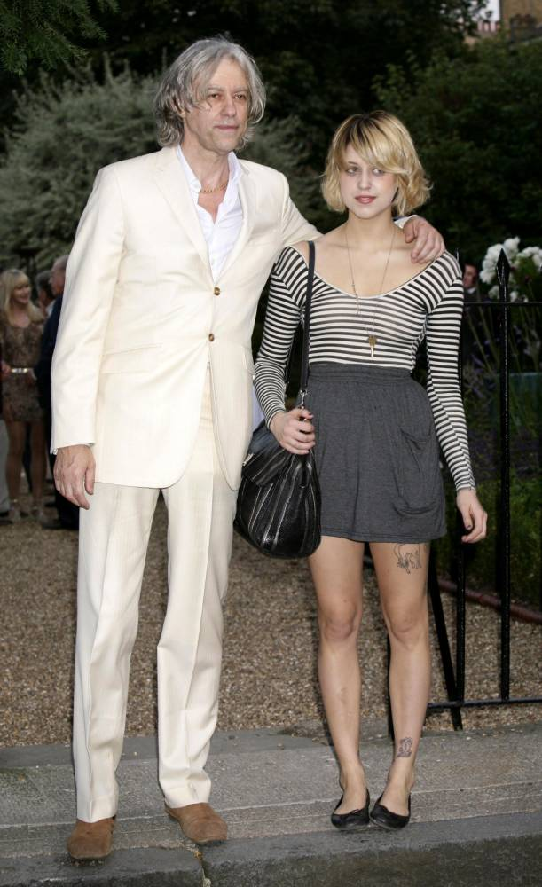 Sir Bob Geldof tragically admits he blames himself for death of daughter Peaches
