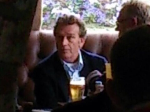 Massimo Cellino takes fans down the pub after buying Leeds United