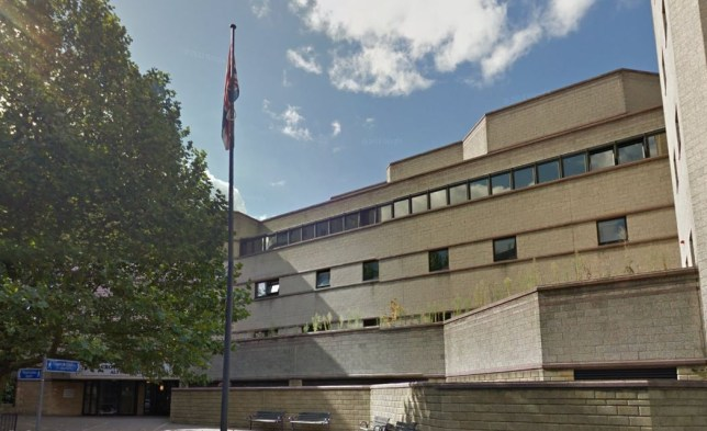 De Souza was sentenced to two years in prison at Croydon crown court (Picture: Google Maps)