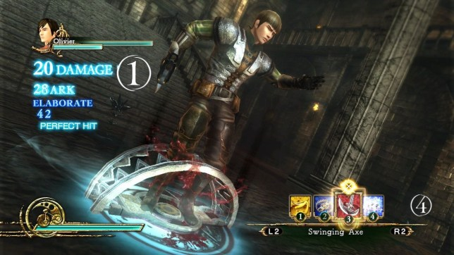 Deception IV: Blood Ties (PS3) – so that's where you left the bear trap