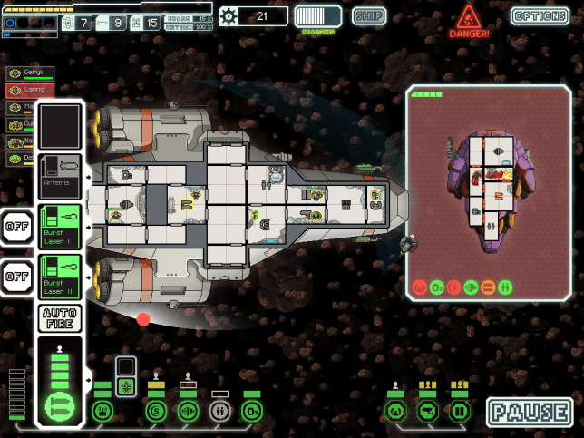 FTL: Advanced Edition iPad review – free extras | Metro News
