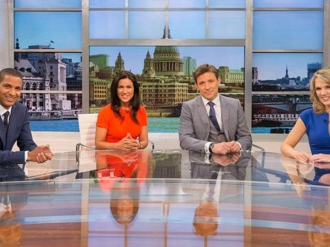Good Morning Britain: ITV's new breakfast show divides opinion