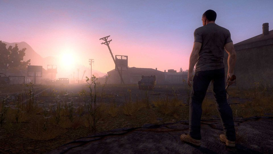 H1Z1 - coming soon(ish) to PS4