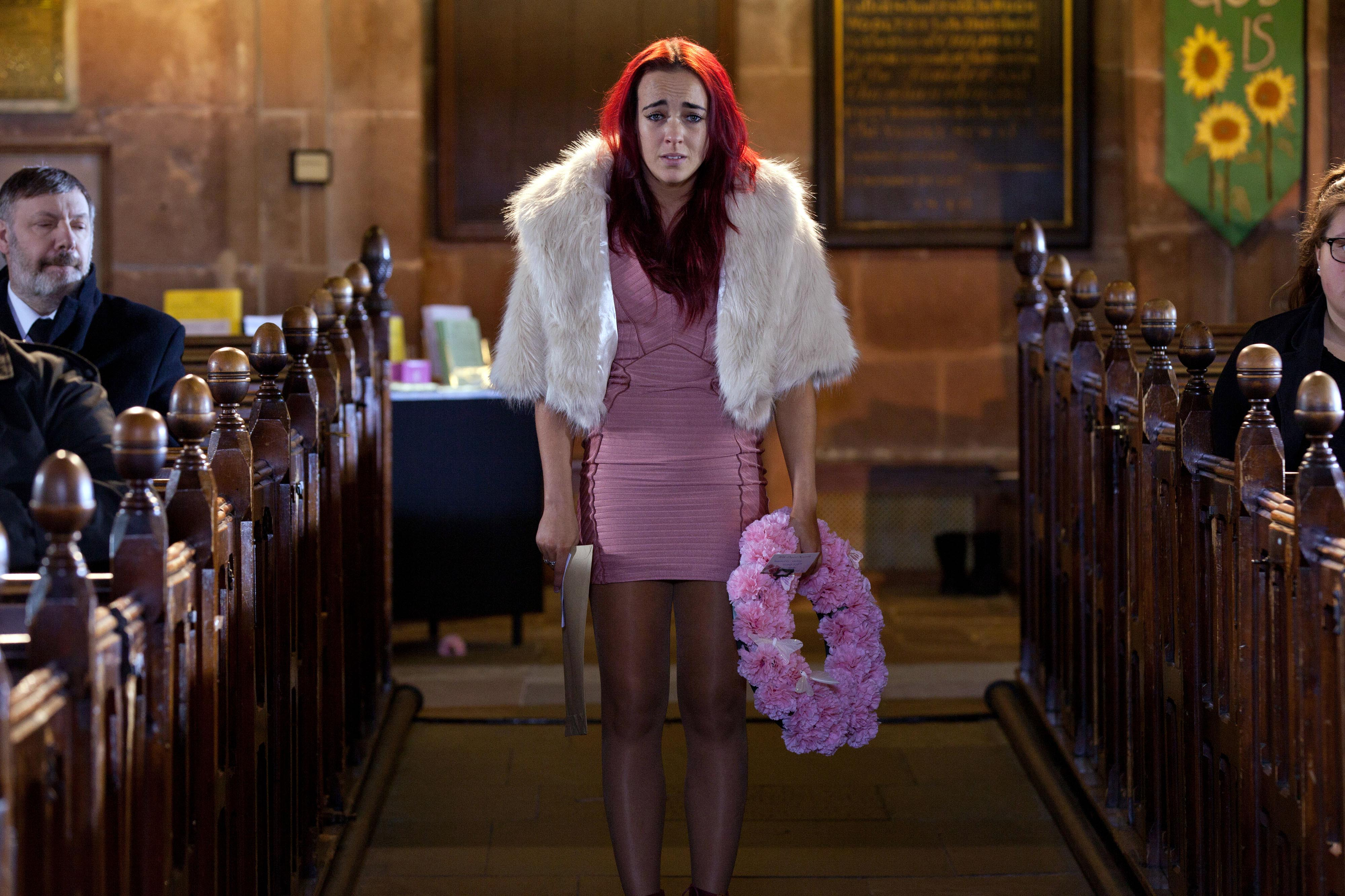 Hollyoaks: Sinead Roscoe's week from hell – spoiler pictures
