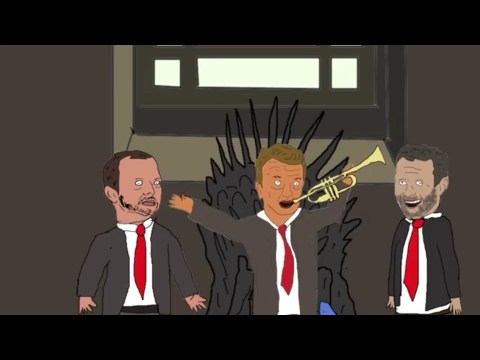 Manchester United manager race gets brilliant Game of Thrones treatment
