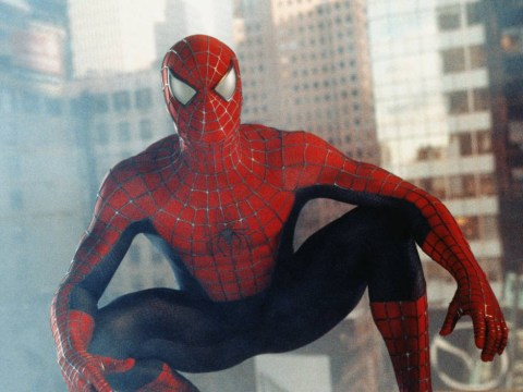 Turns out there was no CGI in that tray scene in Spider-Man – it was all Tobey Maguire