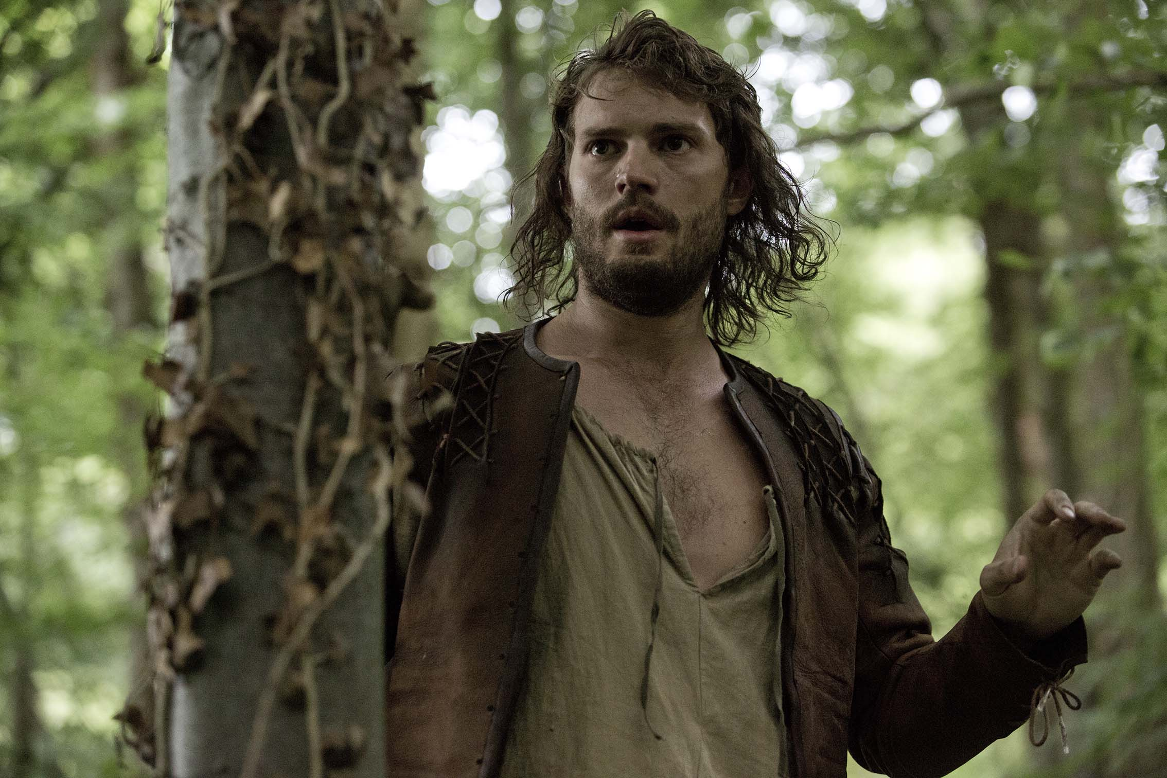 10 things you never knew about New Worlds and Fifty Shades of Grey star, Jamie Dornan