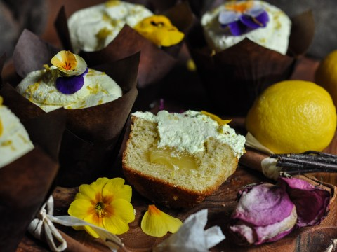 Recipe: Game Of Thrones (loosley) inspired lemon cakes
