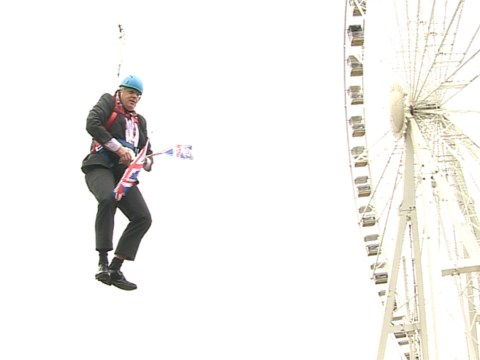 How to beat the Tube strike: Alternative modes of transport as demonstrated by Boris Johnson