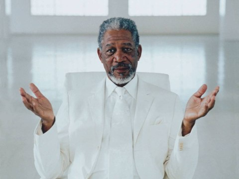 Noah: Was Morgan Freeman busy?