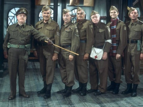 There's a Dad's Army film in the works and Bill Nighy and Toby Jones are attached to star