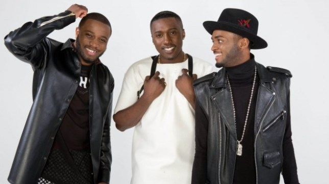 Rough Copy have signed an Epic record deal (Picture: Epic Records)