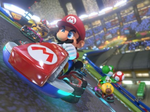 Koopa Troopa lightning's gonna find you: The magic of Mario Kart