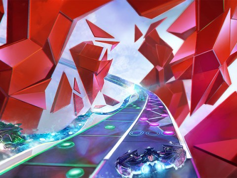 Amplitude remake for PS4 hits Kickstarter target