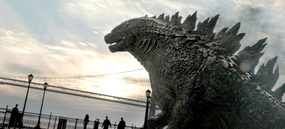 Godzilla: The stuff of nightmares from 1954 to 2014