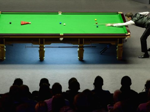 World Snooker Championship 2014: Crucible silence creates one of sport's great atmospheres