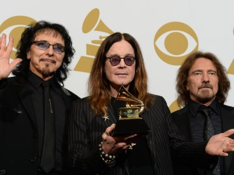 Ozzy Osbourne admits he'll probably be a puddle of tears at his final Black Sabbath show