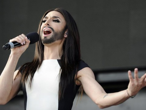 Eurovision star Conchita Wurst reportedly invited by Lady Gaga to open for her on tour