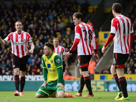 The end may be nigh for Norwich but Ipswich fans are in no position to gloat