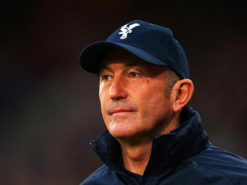 Could Tony Pulis be on his way out of Crystal Palace?