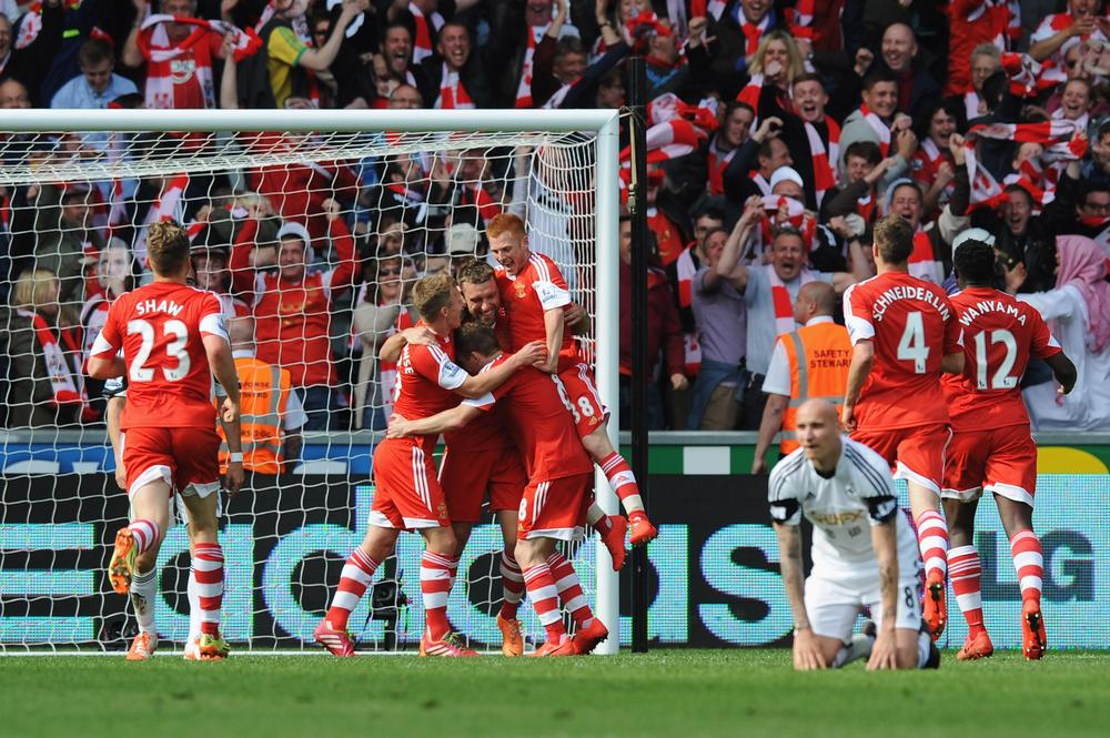 Southampton get top marks in Premier League end-of-term report