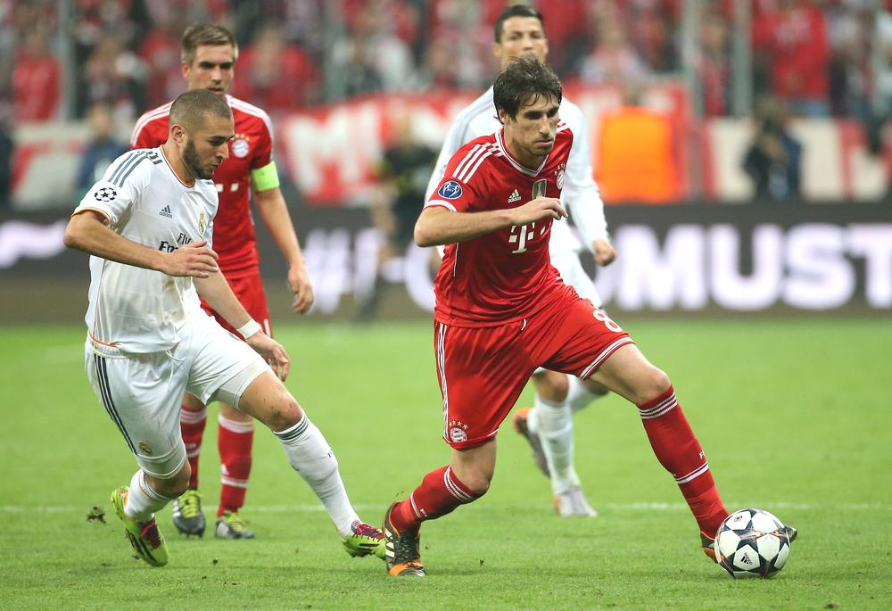 Arsenal 'face battle with Barcelona' for Bayern Munich's Javi Martinez