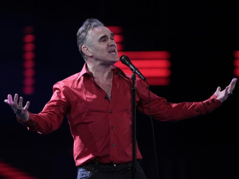 Drop everything! Morrissey finally tweets after five years' silence