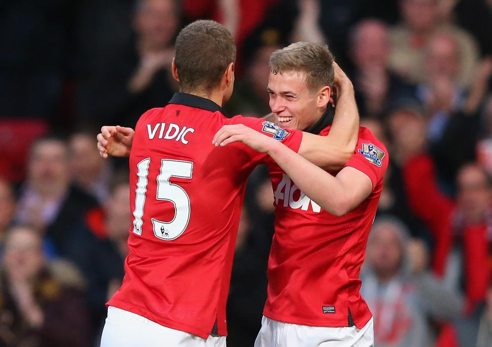 James Wilson and Tom Lawrence give Manchester United fans an exciting glimpse into the future at Old Trafford